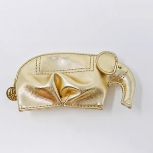 NWOT Lilly Pulitzer Elephant Coin Purse